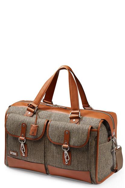 Tweed Belting Travel Duffle táska 50cm