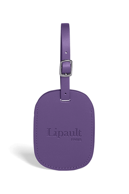 Lipault Travel Accessories Bőröndcímke