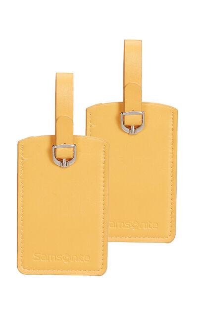 Travel Accessories Bőröndcímke