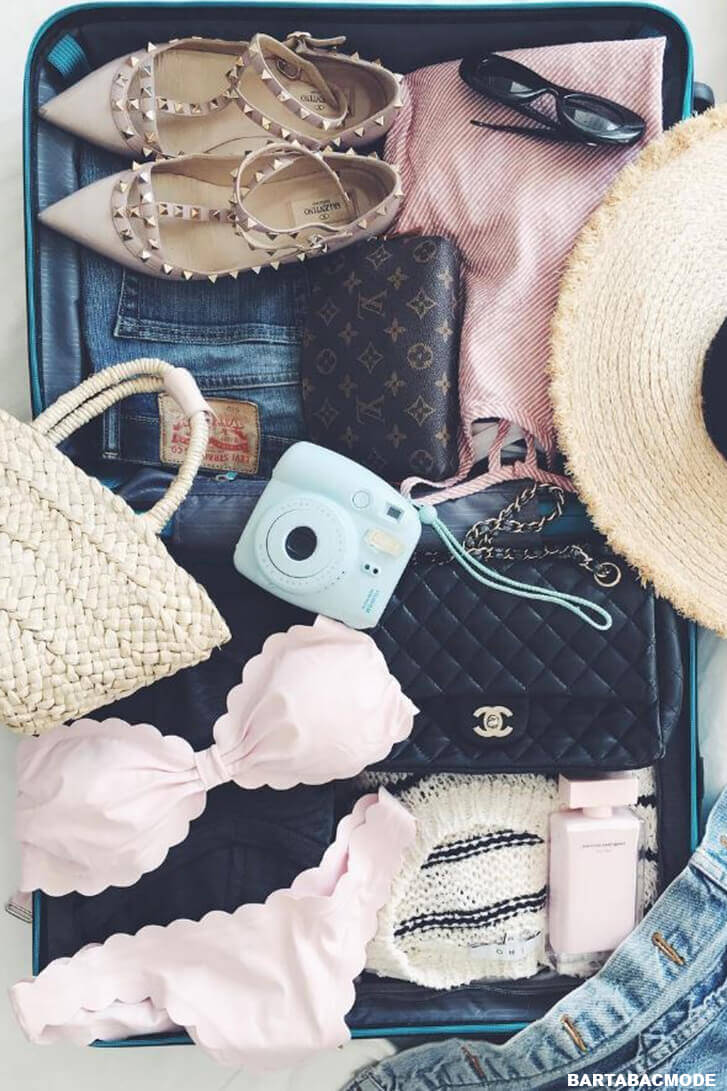How to pack for your holiday