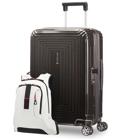 Samsonite Paradiver Light Hátizsák