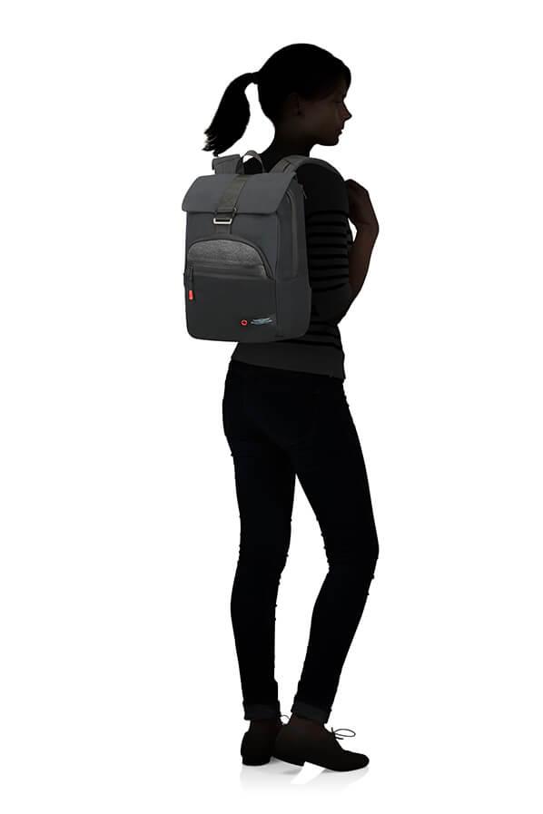c2dd3d253f7a American Tourister City Aim Laptop hátizsák 14