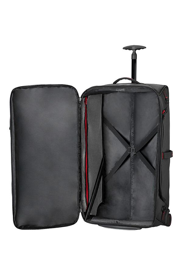 9dbb9c6db111 Samsonite Paradiver Light Duffle táska kerékkel 67cm Black | Rolling ...