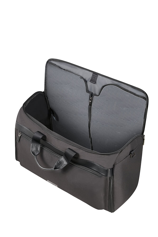 3d3f0a4d3753 Samsonite Asterism Duffle táska 55cm Galaxy Black   Rolling Luggage