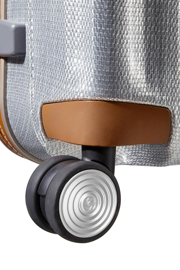 Samsonite Lite Cube DLX Spinner (4 kerék) 55cm Aluminium
